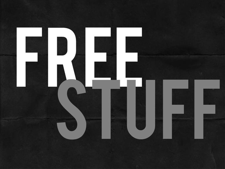 15 Things You Can Always Get for Free On any given day, you can get something shiny and new without paying a dime. Here's how to get free stuff, from movies to a month of Amazon Prime, both online and in stores.