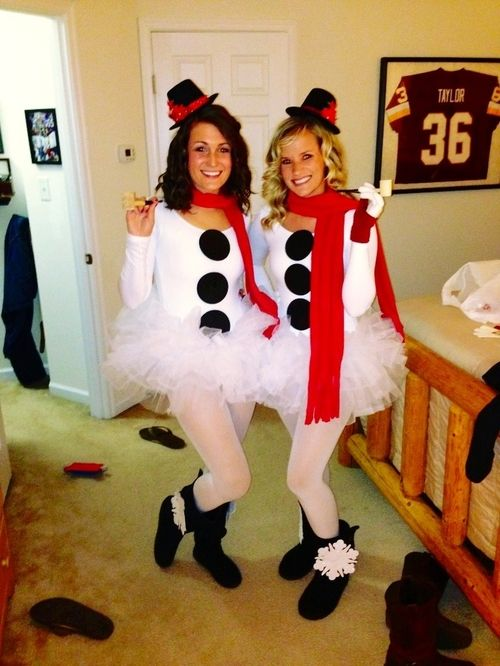 10 Homemade Christmas Costumes