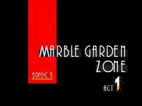 This is the music for act 1 of the Marble Garden zone in Sonic 3.