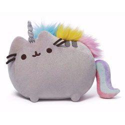 Gato Pusheen - Pelúcia Pusheen Unicórnio 30cms *licenciado* - R$ 169,00 em Mercado Livre