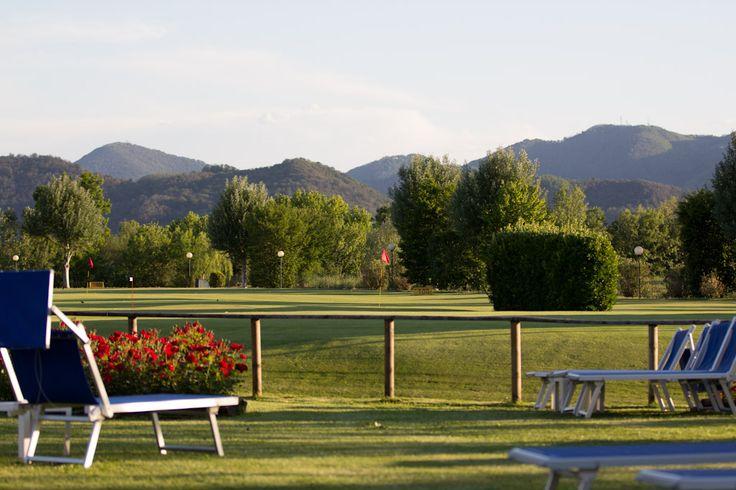 Golf Club Colli Euganei www.visitabanomontegrotto.com  - Thermae Abano Montegrotto - Hotel Leonardo da Vinci Terme & Golf - relax & wellness!