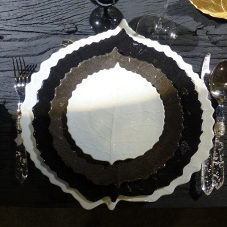 Jacques Pergay Pockettree dessert plate ø22cm