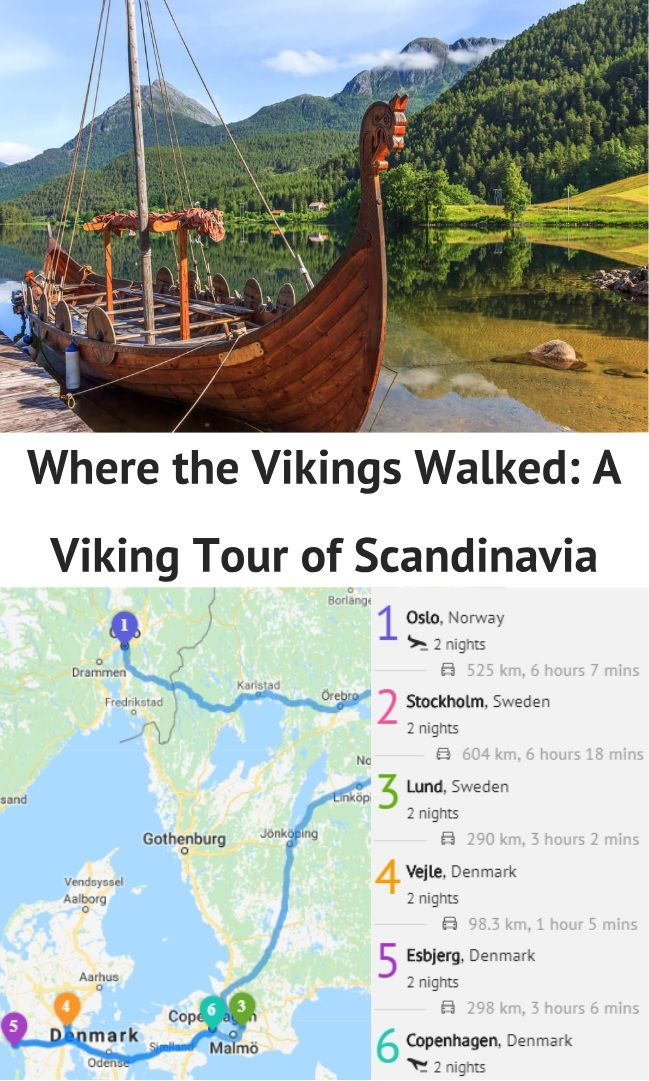Take This Viking Tour To Walk In The Footsteps Of Viking Age Routeperfect Blog Scandinavia Scandinavia Travel Trip