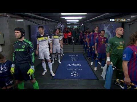 Barcelona vs Chelsea 2-2 All Goals Highlights HD1080p