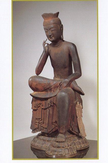 イメージ5 - 広隆寺・弥勒菩薩半跏像の画像 - 花と風景のシュールな世界 - Yahoo!ブログ