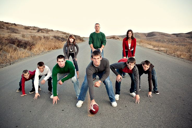 I'm pinning this because it will probably be us someday! LOL! football family - Google Image Result for http://www.billblakey.com/blog/wp-content/uploads/2009/12/cf1.jpg