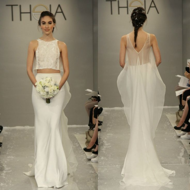 Best Theia Wedding Gowns Ideas On Pinterest Princess Wedding