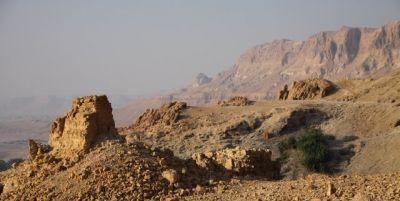 Judaean-wilderness