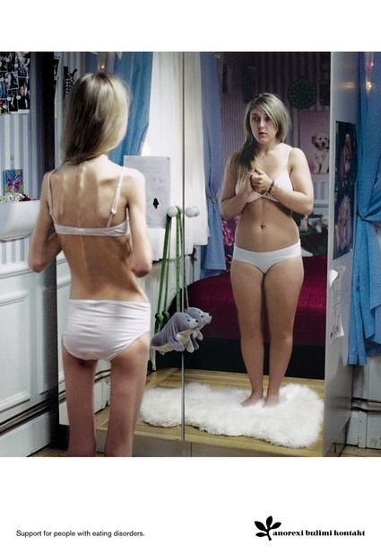 Support for people with eating disorders