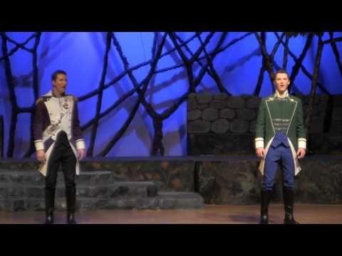 "Into The Woods ""Agony"" Ingraham High School 2014-Kirby and Patrick McDermott - YouTube"