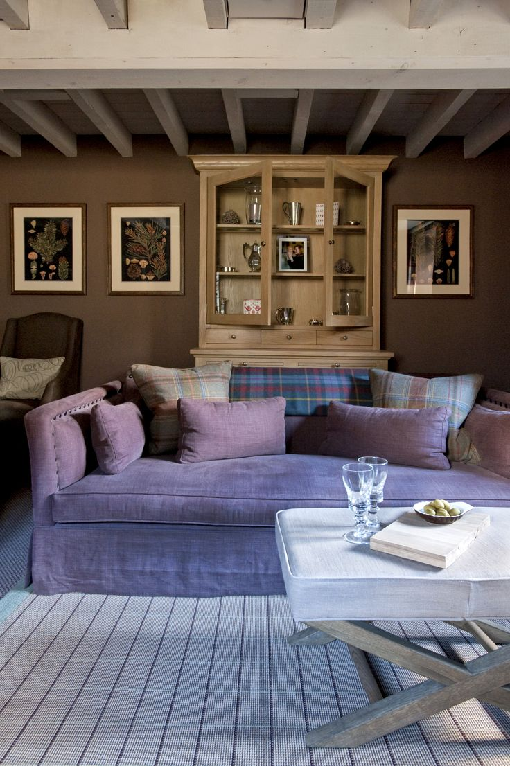 Wiltshire Converted Barn By Sims Hilditch Interior Design