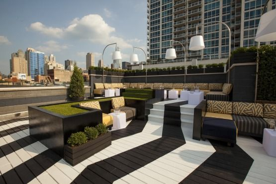 The Kensington - Gold Coast - this rooftop lounge/garden atop Parliament will serve cocktails and snacks from Union Sushi + Barbeque.