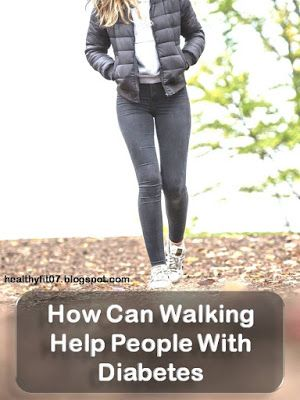 How Can Walking Help People With Diabetes? #health #fitness #fitnesstips #fitnes...