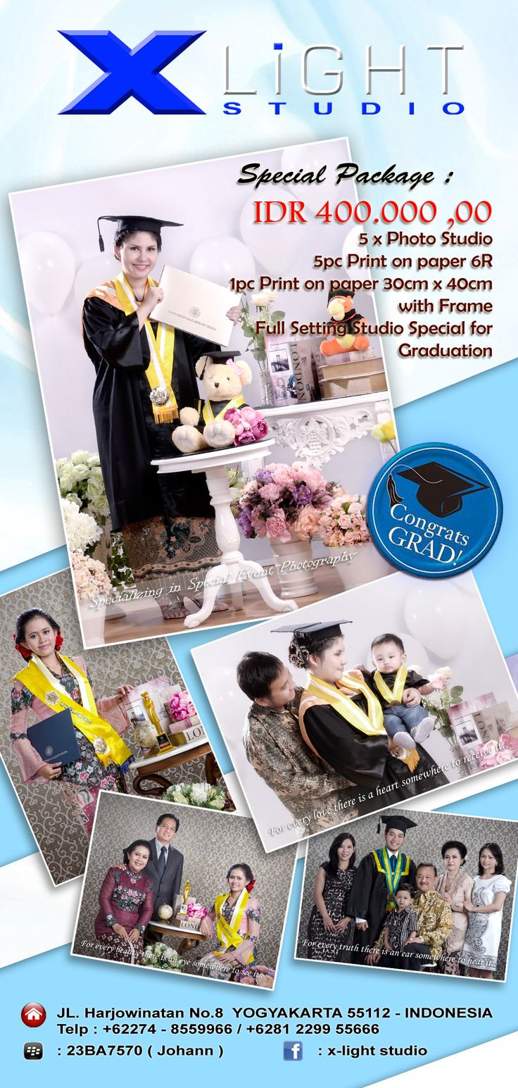 Graduation special package