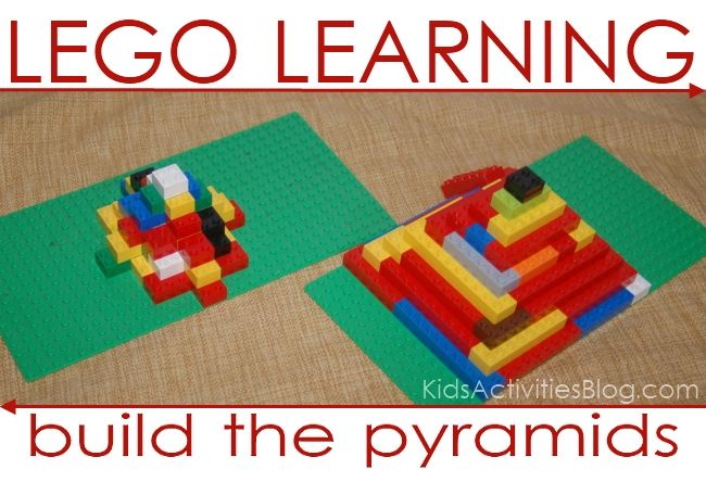 Building pyramids or other wonders of the world