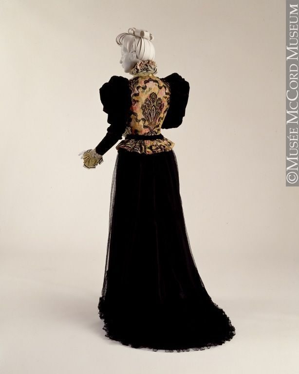 16 best images about victorian fashion history 19th for Couture a valenciennes
