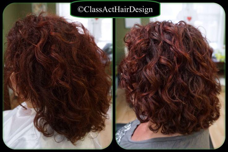 pin class act hair design