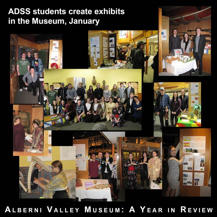 Alberni Valley Museum 2016 Year in Review No. 6