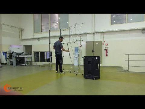 Instalação de um pop-up