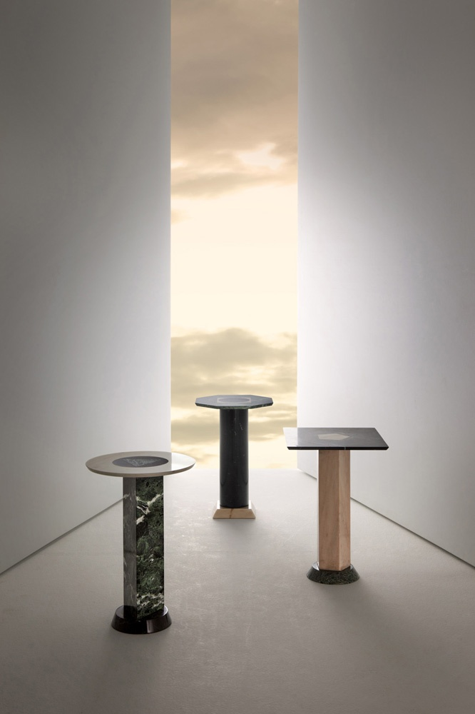 Kolo Karl Karine - Tables by Antonia Astori