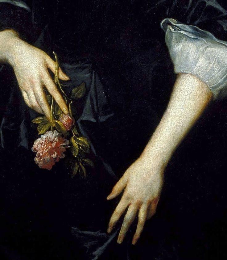 Dorothy, Lady Dacre by Sir Anthony van Dyck,1633