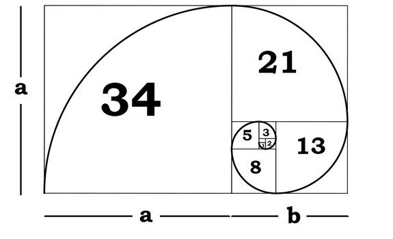 The Golden ratio is a number found by dividing a line into two parts so that the longer part divided by the smaller part is also equal to the whole length divided by the longer part. It is symbolized using phi, after the Greek alphabet. In an equation form, it looks like this: a/b = (a+b)/a = 1.618033988749894842 As with pi, the digits go on and on, theoretically into infinity. Phi is usually rounded off to 1.618.