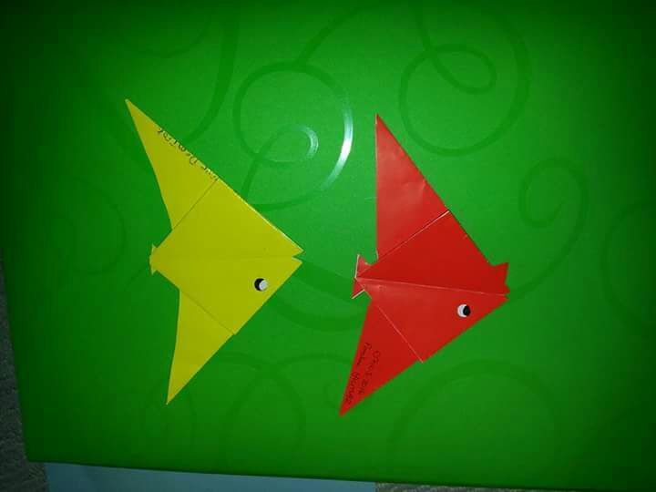 Craft Ideas With Paper For Kids Part - 49: Paper Plate And Plastic Plate Fish Craft Ideas Creative Fish Craft Ideas Cd  Fish Craft For Preschoolers Foam Fish Craft Idea For Kids Shark And Dolphin  ...