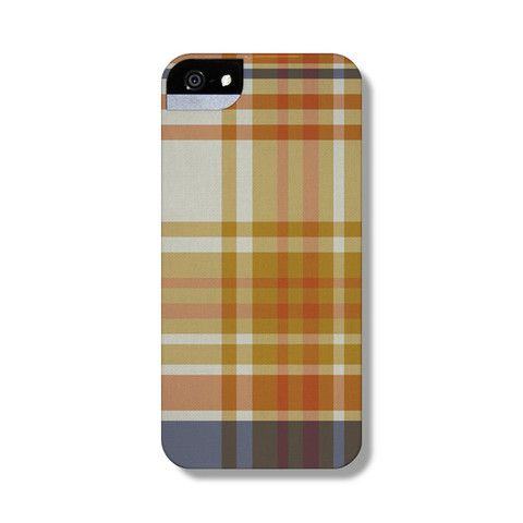 Sir Plaid iPhone 5 Case from The Dairy www.thedairy.com.au #TheDairy