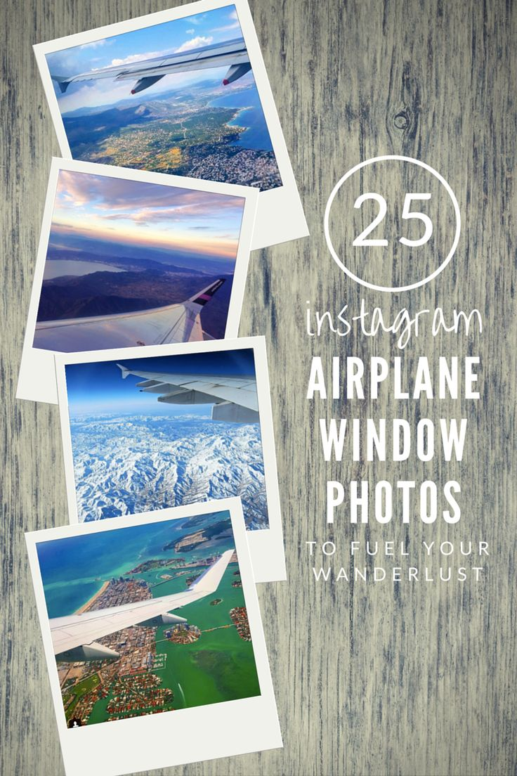 25 Instagram Airplane Window Photos To Fuel Your Wanderlust | Postgrad & Postcards