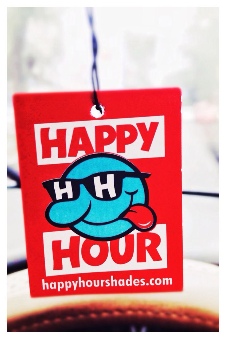 Happy Hour badges