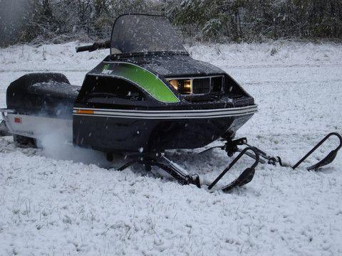 snow machine repair