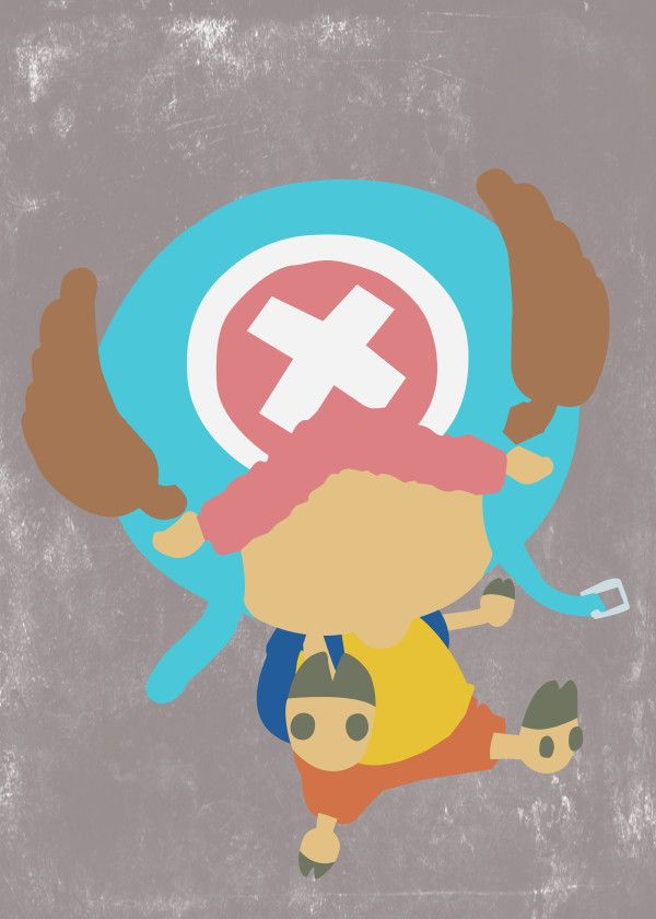 "One Piece Minimalist Characters Tony Tony Chopper #Displate artwork by artist ""Seb D."". Part of a 9-piece set featuring minimalist artwork based on characters from the popular One Piece anime TV show. £37 / $50 per poster (Regular size), £66 / $89 per poster (Large size) #OnePiece #StrawHatPirates #PirateWarriors #GrandBattle #Anime #Manga #MonkeyDLuffy #PortgasDAce #RoronoaZoro #Sabo #TonyTonyChopper #Usopp"