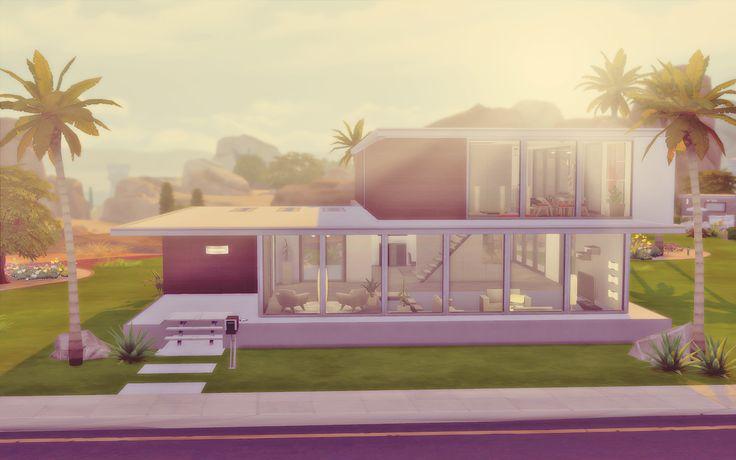 Via Sims: House 06 - The Sims 4