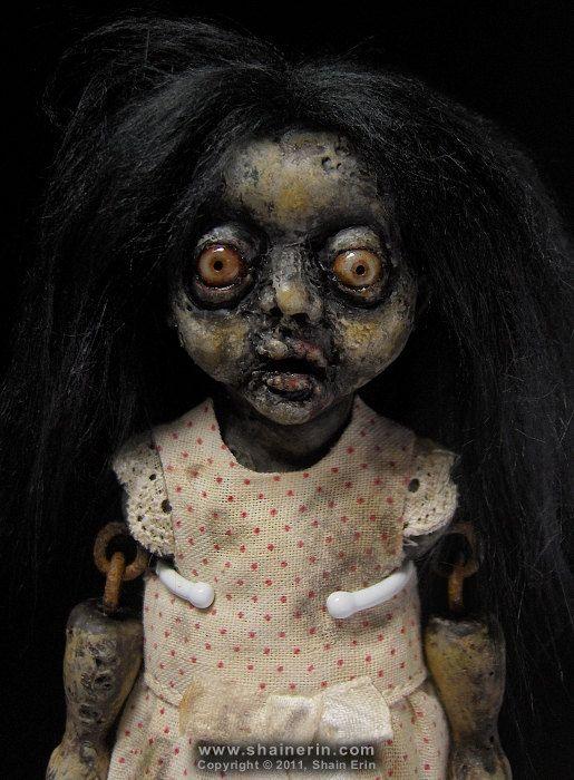 jamara zombie doll -