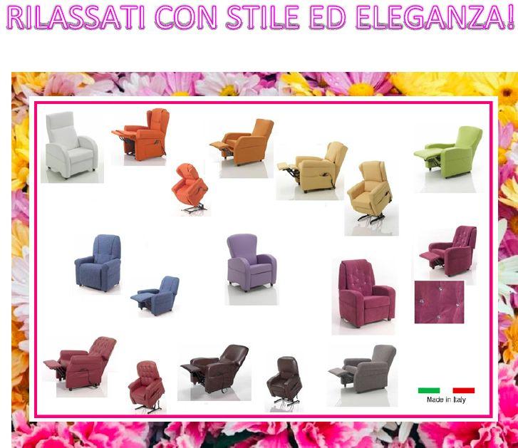 Online la nuova poltrona relax!!! Rilassati con eleganza... 100% Made in Italy  Take a look ok: http://www.castellanishop.it/sedute/divani-e-poltrone.html