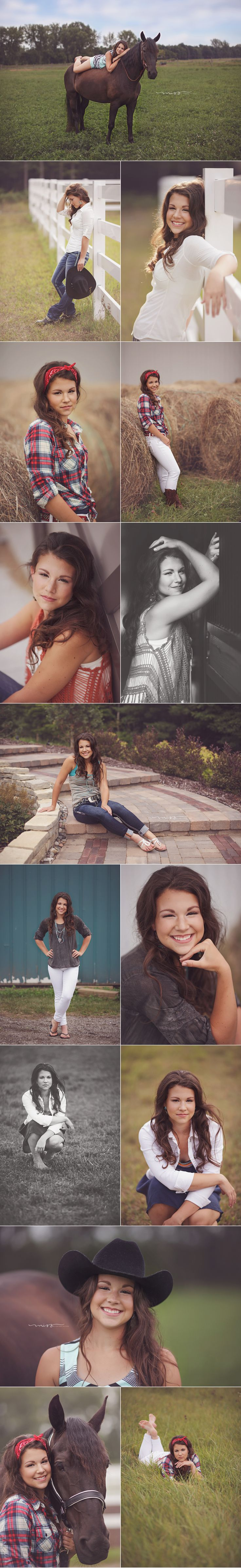 MidMichigan Senior Photography | Miss by Marissa | Sara S 1