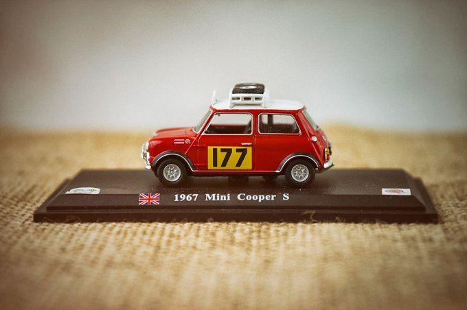 Mini Cooper 1967 model by DimShop on @creativemarket