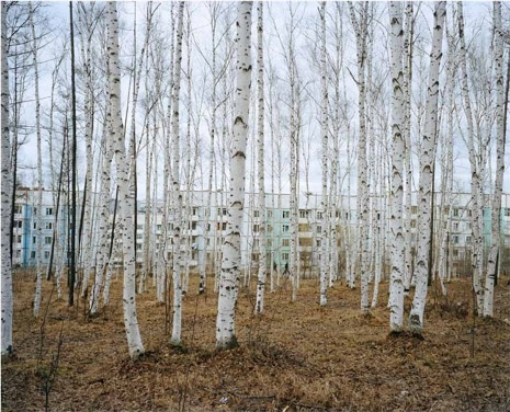 """Alexander Gronsky, """"Komsomolsk on Amur"""" from the series """"Less Than One"""", Russia, 2007"""