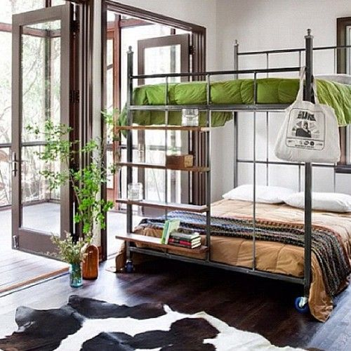 double bunk beds for adults woodworking projects plans. Black Bedroom Furniture Sets. Home Design Ideas