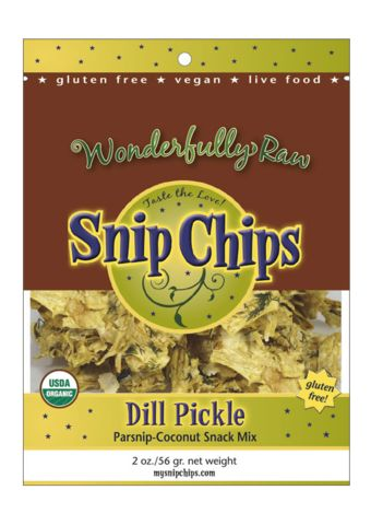 Step off potato chips! Snip Chips combine everything you love about a chip but without the guilt! #Organic Parsnips & Organic #Coconut combined with our tasty coating of goodness. Make this Snip Chip the next big thing in healthy snacking.  #Parsnips are high in vitamin C,E & K , high in fiber, omega3 and potassium.