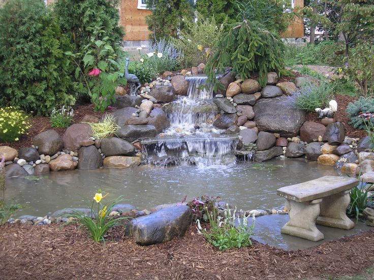 77 best images about fish pond on pinterest gardens for Koi pond builders greenville sc