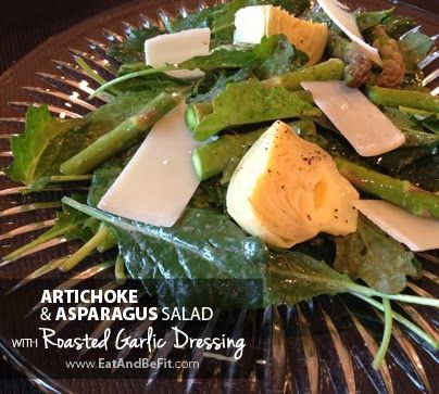 Asparagus salad, Artichokes and Asparagus on Pinterest