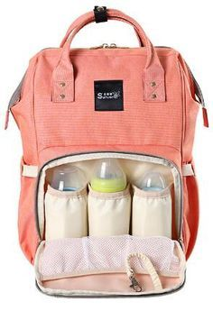City Tour Backpack Diaper Bag – The Littles Shop Organized enough for Mom, cool enough for Dad. The City Tour diaper bag features a modern melange fabric in 5 fashion-forward colors with unisex appeal.