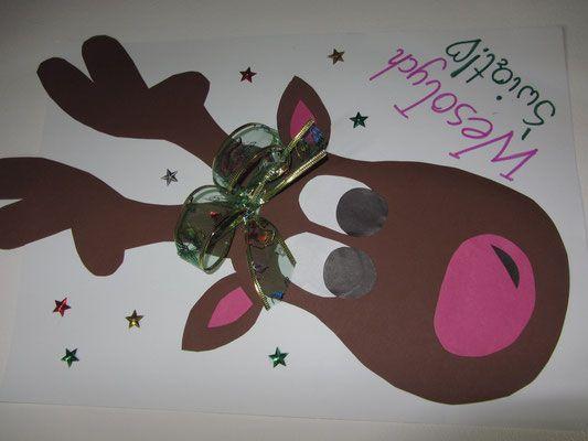 Renifer  Rudolf :)