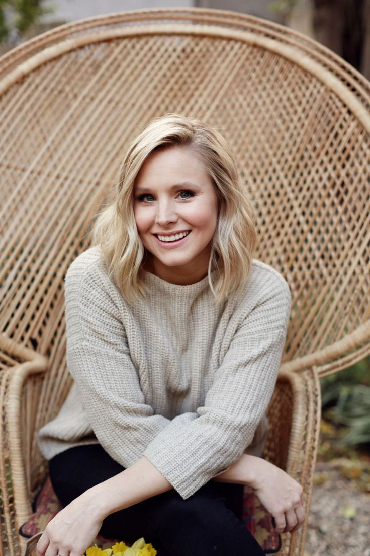 KRISTEN BELL – We Are the Rhoads and Natural Health Magazine Photoshoot Read…