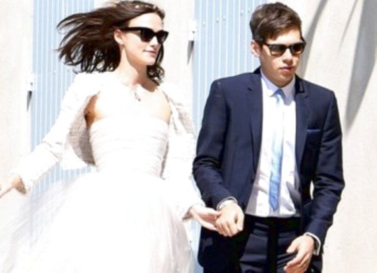 Keira Knightley, matrimonio a sorpresa in Provenza The Wedding Italia