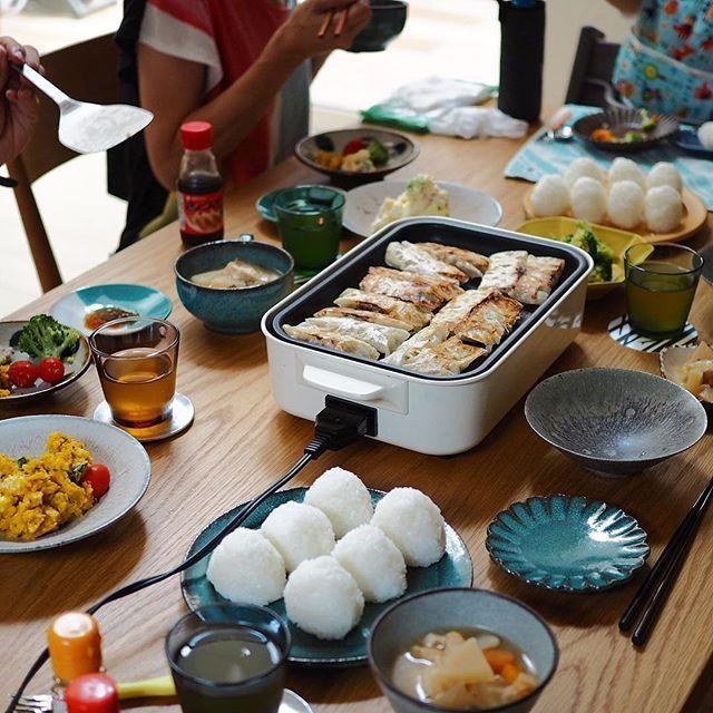 ブルーノホットプレートを使っておしゃれな食卓に♡いろいろ使える魅力をご紹介!   folk