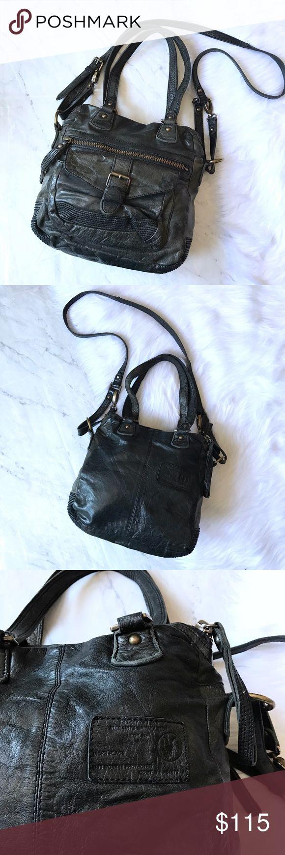 Allsaints All Saints crossbody leather bag Allsaints bag. Great condition. All Saints Bags Crossbody Bags