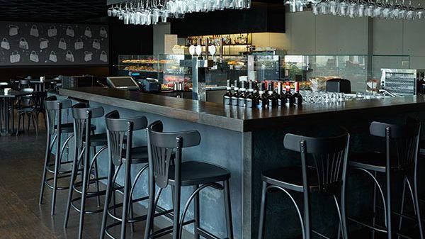 Gucci Caffè A The Mall Mangiare Shopping Terrazza Bar