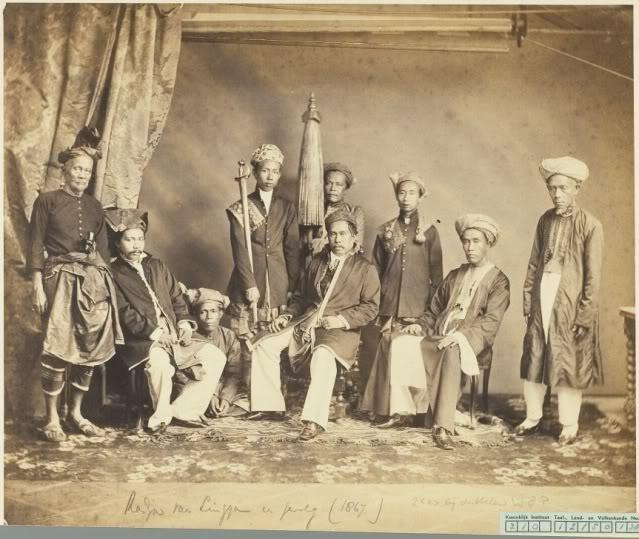 Sultan Lingga, Soelaiman Badroe Alamsjah 1867